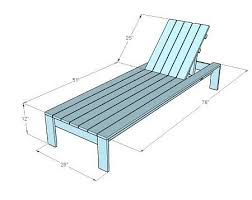 Chaise Lounge Plans Best 25 Chaise Lounge Outdoor Ideas On Pinterest Modern Outdoor