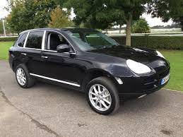 porsche cayenne blacked out used porsche cayenne manual for sale motors co uk