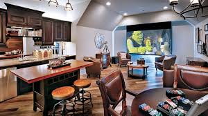 technology in homes technology in the house automate your finished basement 11566