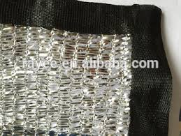 Shade Cloth Protecting Your Plants by Car Sun Protection Silver Foil Shade Net Reflective Mylar