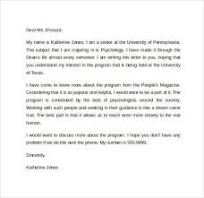 sample letter of interest to do business 10 business letter of