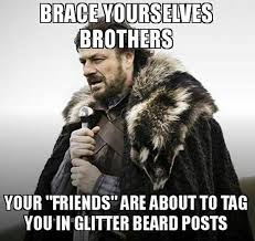 Beard Memes - the best glitter beard memes