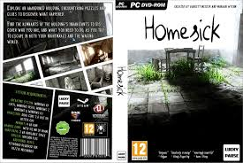 Homesick Game by Homesick Pc Box Art Cover By Aho