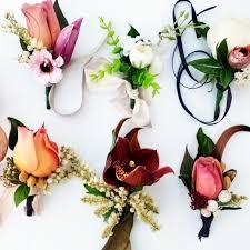 How To Make A Wrist Corsage Spring Flowers Wrist Corsage U003cbr U003eworkshop Dy O Events The Art