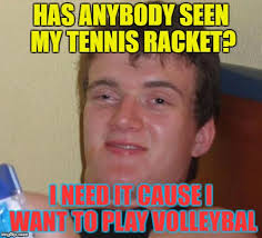 Funny Tennis Memes - maybe stupid student stan could find it for you oh wait he is
