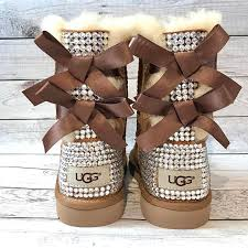 ugg bailey bow toddler sale bling bailey bow ugg boots bling custom ugg boots