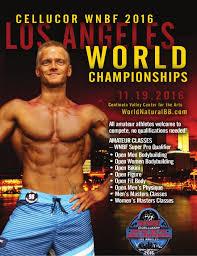 richard herrera bodybuilder wnbf 2016 world chionships