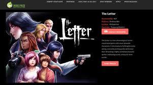 the letter by yangyang mobile u2014 kickstarter