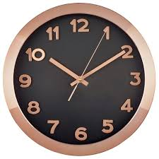 amazonsmile bernhard products large wall clock 14