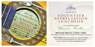 luncheon invitation library marketing design library volunteer appreciation luncheon