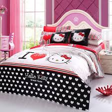 Best Cotton Sheet Brands Best Hello Kitty King Size Bedding 500tc Cotton Bedsheets Sets