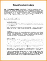 statement of purpose resume resume for study