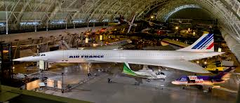 concorde fox alpha air france national air and space museum