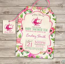 templates sophisticated mad hatter tea party bridal shower