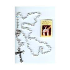Prayer To St Therese The Little Flower - st therese rosary set society of the little flower canada