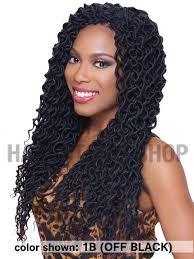 hair crochet harlem 125 kima soft faux loc curly crochet braid 14 kfl18