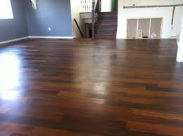Tigerwood Hardwood Flooring Pros And Cons by Ipe Flooring With Rubio Monocoat Oil Finish Lennox Stairs And