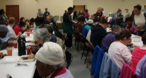 community thanksgiving meal johnston county events local