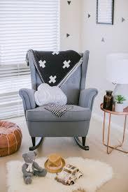 Black Rocking Chair Nursery Rocking Chair Conversion Kit Black Rocking Chairs Nursing
