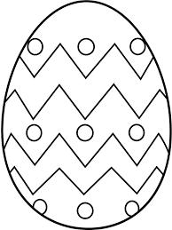 blank easter egg coloring vintage easter egg coloring pages