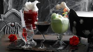 halloween cocktails 4 ways recipe tastemade