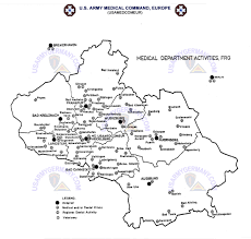 Schweinfurt Germany Map by Usareur Charts Usamedcomeur Aor