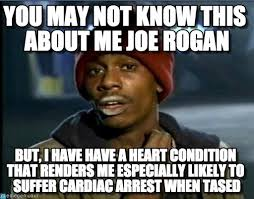 Joe Rogan Meme - you may not know this about me joe rogan on memegen