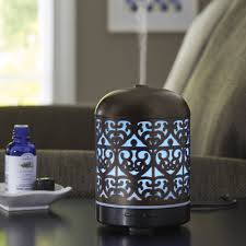 Better Homes Decor Better Homes And Gardens 100 Ml Essential Oil Diffuser Moroccan