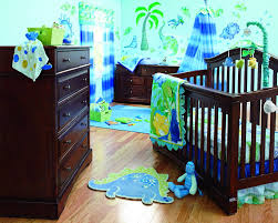 Dinosaur Nursery Decor Dinosaur Baby Bedding Decor All Modern Home Designs