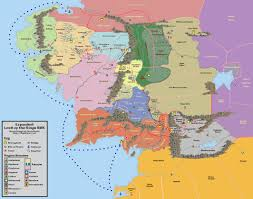 Lotr Map Lordoftheringsrisk Com U2022 View Topic Expanded Mapboard