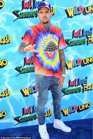 chris brown is done with big house and will enforce