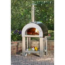 100 backyard wood oven tuscan chef gx b1 34 inch outdoor
