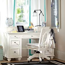 Pottery Barn Desk White Chelsea Desk U0026 Hutch Pbteen