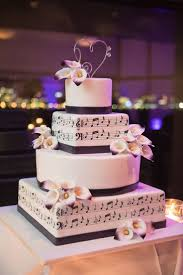Halloween Themed Wedding Cakes Best 25 Music Wedding Cakes Ideas On Pinterest Music Themed