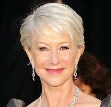 short hair for 60 years of age being over 50 is no doubt the best prime age of your life as