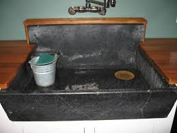 Soapstone Kitchen Sinks Helpful Wood Countertops With Undermount Sink Forum Hoh