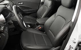 Santa Fe 2013 Interior 2013 Hyundai Santa Fe Sport 2 0t Awd First Test Truck Trend