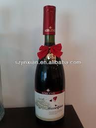 wine bottle bow bottle neck decorative bows wine bottle bow tie decoration ribbon