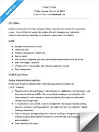 Administrative Assistant Sample Resumes by Download Real Estate Administration Sample Resume