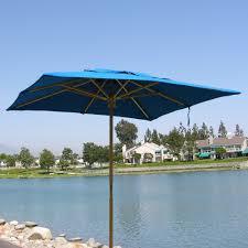 Sunbrella Rectangular Patio Umbrella by Sunbrella Rectangular Patio Umbrellas Rectangular Patio Umbrella