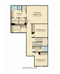 Next Gen Homes Floor Plans 2994 Home Within A Home Plan At Rosena Ranch Chaparral In San