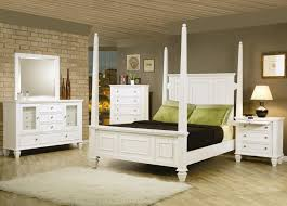 White King Bedroom Furniture Sets Stylish White Bedroom Furniture For Your Private Space And White