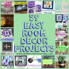 diy bedroom decor crafts room 5 dcor ideas and inside design