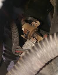alternator ground wire burned what causes alternator wire to melt