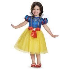 girls disney snow white ballerina halloween costume size toddler