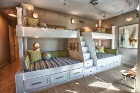 Modern Bunk Bed Ideas For Small Bedrooms - Make bunk beds