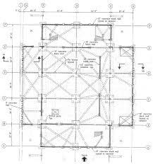 concrete block floor plans concrete buildings damaged in earthquakes usa002 plan 1 slab
