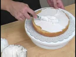 Decorating A Cake At Home Cooking Tips How To Make Icing For Cakes Youtube