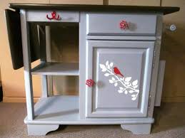 portable kitchen island with drop leaf amys office