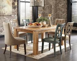 Dining Room Table Styles Furniture Create Your Dream Eating Space With Ashley Dinette Sets